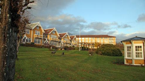 Vellykket konferanse på Solstrand hotell
