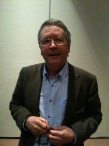 Tidligere underdirektør i kriminalomsorgen, Ståle Olsen