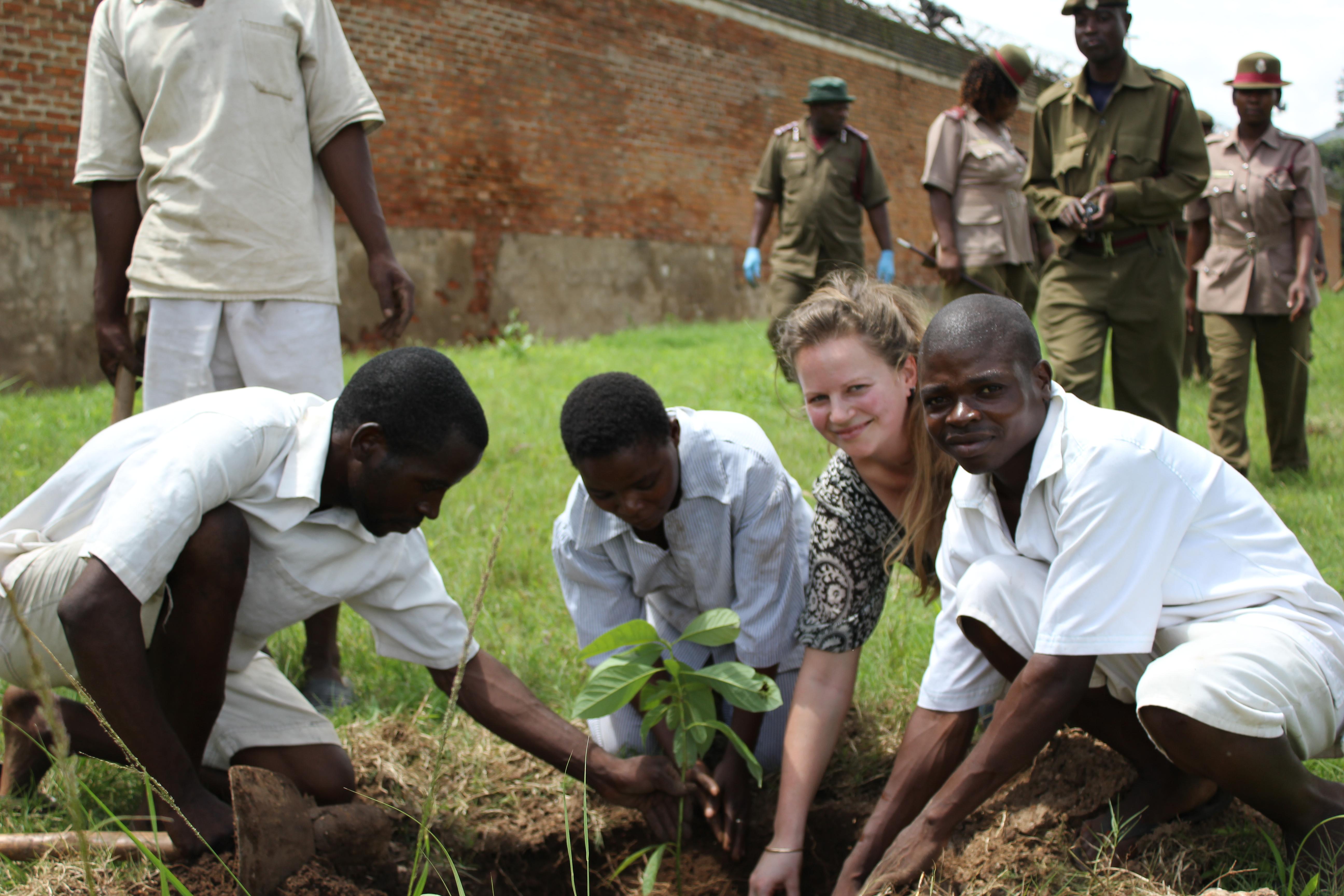 Til Malawi med FOKO- stipend