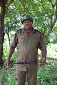 Regionsdirektør mr. Little Mtengango
