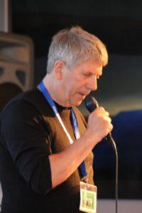 Erlendur S Baldursson, leder av Islands fengselsadministrasjon