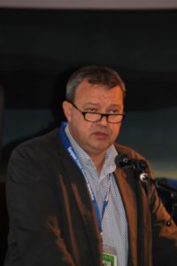 President of European Commission for Education and Culture, Hans Meurisse