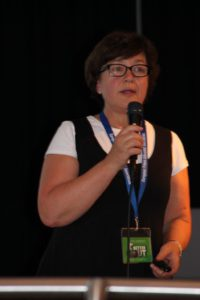Leder i EPEA, Lena Axelsson