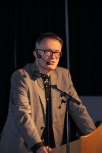 Professor Helgi Gunnlaugsson, Universitetet på Island