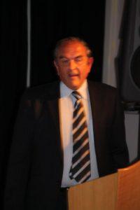Karl Donert, president EuroGeo, direktør digitalearth.eu, mm.