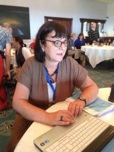 Christina Rosengren Gustavsson, arbeidsmarkedsetaten i Sverige