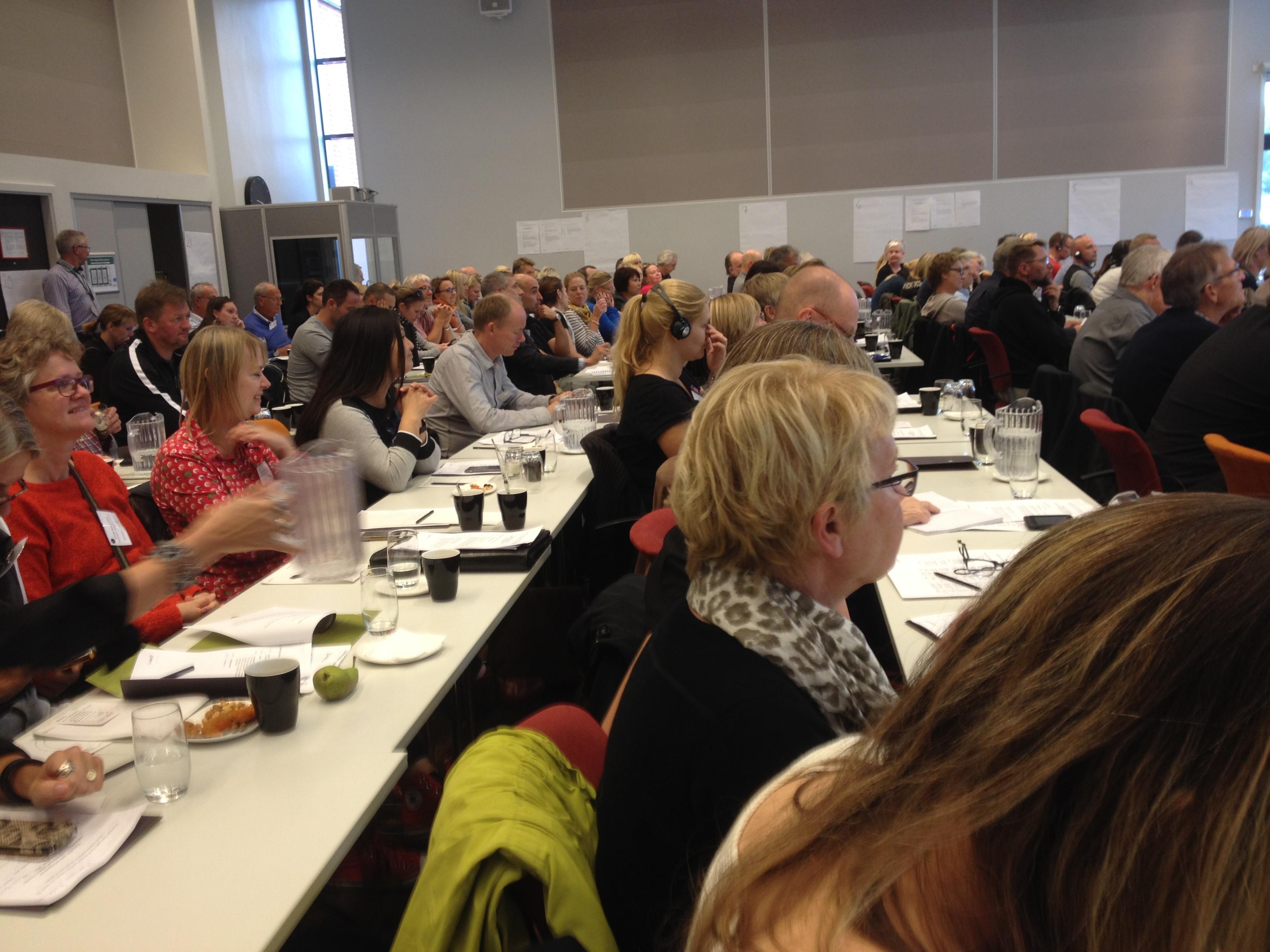 Vellykket nordisk konferanse