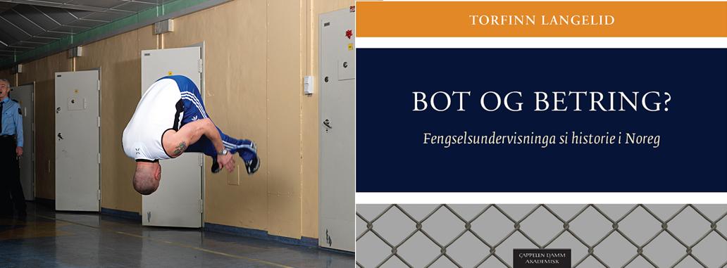 Torfinn Langelid gir ut bok om fengselsundervisningens historie